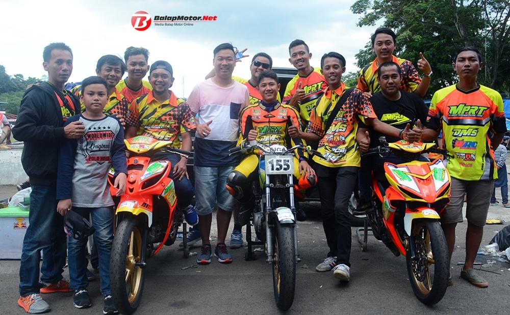Dadan Alamsyah Raih Double Winner Diajang ISC Indoclub Championship 2017
