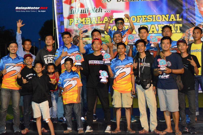 FSCM Race 2017, Lepaskan Dahaga Pecinta Balap Motor Sukabumi