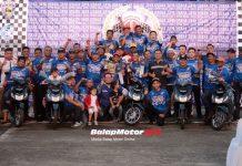 Final Usaha Jaya Open Race Berlangsung Sukses, Apresiasi Besar UJRT Kepada Pendukung Event