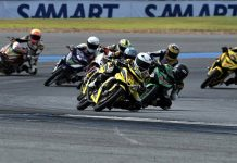 Hasil Warm Up Final Asia Road Racing Championship Thailand 2017
