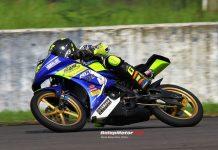 Gir-Set SSS Racing Terbukti Ampuh Layani Power Yamaha YZF-R15 Juara Nasional 2017