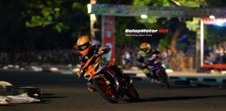 Hasil Resmi VSC Old & New Year Nite Race 2018 Jogjakarta
