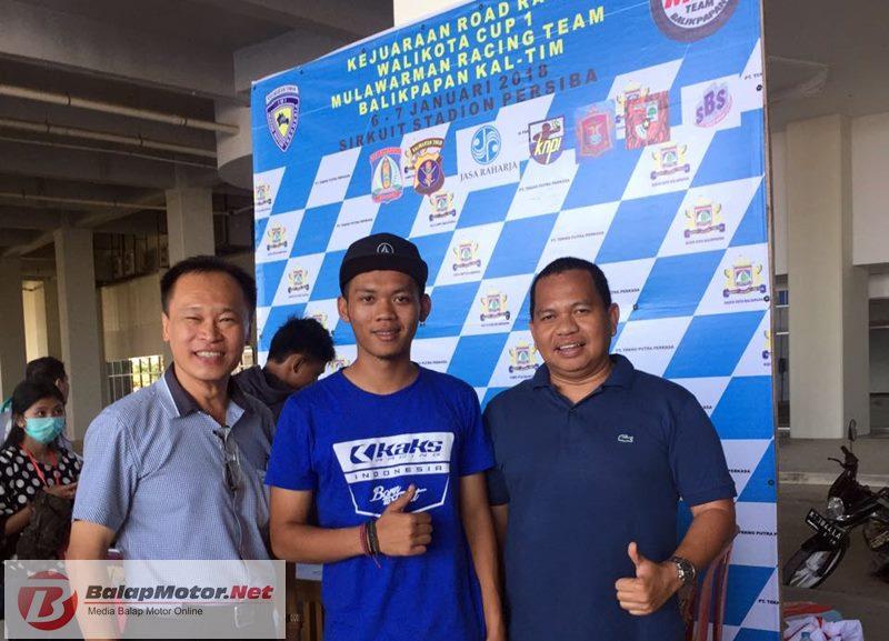 8 Tahun Tanpa Event Road Race di Balikpapan Akan Terbayar Akhir Pekan Ini, Disupport Penuh Ban IRC