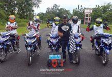 Yamaha Putra Anugrah Gandeng Bobs Racing School Cari Bibit Pembalap