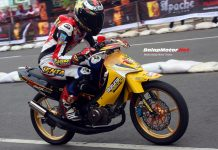 Satria Hiu Belum Maksimal, Underbone Botuna Racing Masih Konsisten Di Depan
