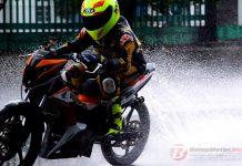 Dheyo Wahyu Mulai Fokus Latihan Road Race, Adaptasi Cepat Dan Siap Tampil di HDC 2018