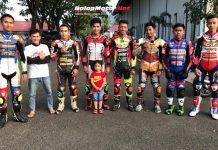 Yayank Erlando Berbagi Ilmu Dengan Puluhan Rider Muda Kota Payakumbuh