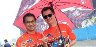 Duet Senior Junior Nico Julian & M Hildan Akan Perkuat Tim Ultraspeed Racing di Kejurnas IRS 2018