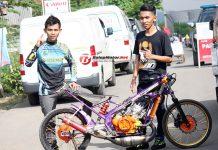 Drag Bike Cilacap 2018: Dominasi Hutan Kayu Racing Tegal, Sikat Kelas Open Dan Lokal Kares