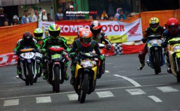 Hasil QTT Road Race Purbalingga 21 Januari 2018