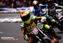 Jateng Race Series 2018: Itang Indiel Konsisten Podium di Kelas Sport