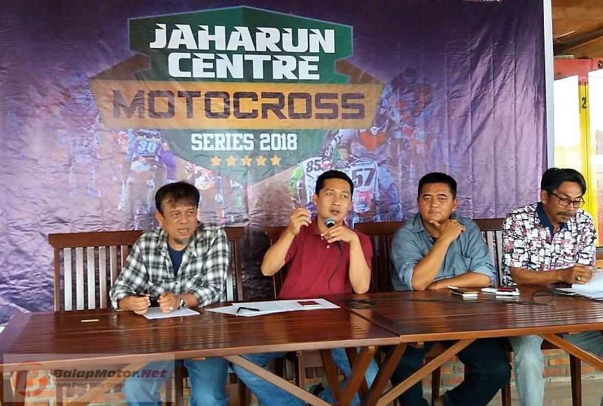 Jaharum Centre Motocross Series 2018 Deli Serdang Bakal Digelar 4 Seri, Perdana Pada Akhir Pekan Ini
