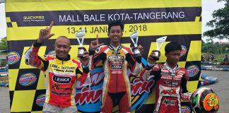 LENKA Factory Racing Team Sapu Bersih Junior Mini Prix seri 1 Tangerang