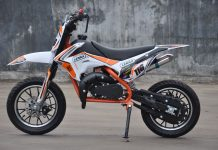 LENKA MiniGP Segera Luncurkan LENKA SM-116, The Real Mini Supermoto