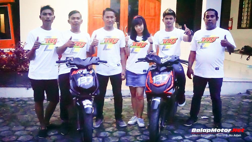 Noval Racing Team Siapkan Rio Adi Kuasai Matic Race
