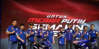 Ini Skuad Tim Yamaha Indonesia di Musim 2018