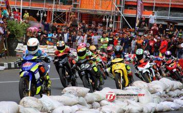 Hasil Lengkap Road Race Purbalingga 21 Januari 2018