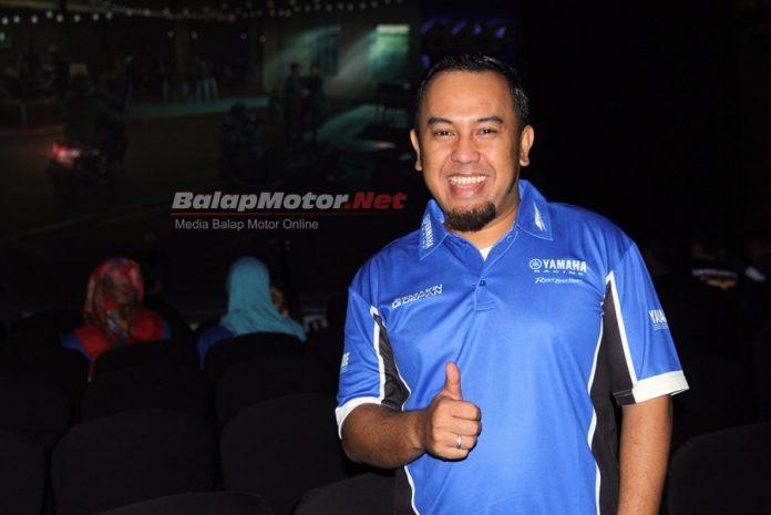 Kembali Disupport Yamaha, Tim BTKS Medan Siap Antar Agus Setiawan Berjaya di Tahun Pertama Seeded