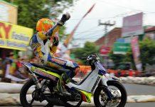 Dipacu Wawan Wello, F1ZR Underbone Childern BJS Bistro Tinggal Jauh Lawan di Road Race Purbalingga