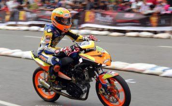 Wawan Wello Tak Tersentuh di Final MP1 Open Road Race Purbalingga