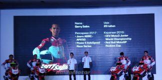 Pindah ke Eropa, Gerry Salim Semakin Dekat Dengan MotoGP