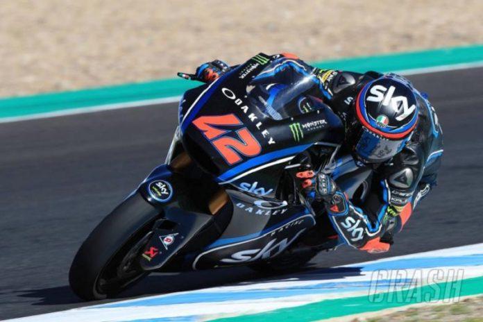 Hasil lengkap tes pra-musim Moto2 Jerez hari pertama | Foto: motogp.com