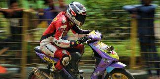 Juara Umum Banten Matic Race Open, Bukti Bahwa Asep Bedun Tak Terkalahkan Meski Sudah Merasa tua