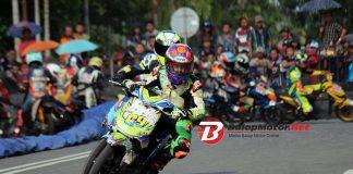 Honda Beat BM TECH SJT Motor Koizumi Kawahara Ipone Oil Team Langganan Juara di Sumatera