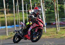 Andalkan Rider & Mekanik Muda, Honda Damdi Fokus di Kelas 150cc Pemula