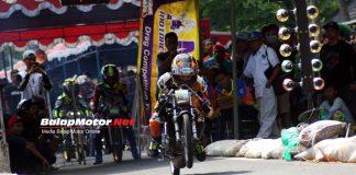 Hasil Drag Bike Kujon Borobudur Championship 2018