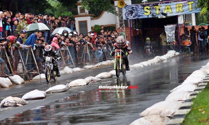 Agenda Balap Bhayangkara Polres Kajen Open Drag Bike 29