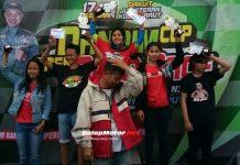 De Atun Double Winner di Garut, Konsisten Juara Matic Wanita!