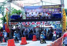Hasil Penyisihan Kapolresta Banjarmasin Dragbike Championship 2018