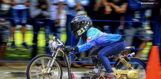 Hasil Kejurda Drag Bike Palembang Sumsel 2018