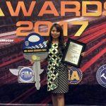 Raih Motor Dalam IMI Jabar Award 2017, Dyan Primitha Semakin Termotivasi