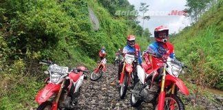 Fun Offroad Di Kaki Merapi Bareng Astra Motor Yogyakarta, Uji CRF150L