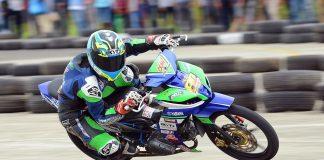 Fandi Danisyah, Pengusaha Muda Asal Medan Support Pembalap Dan Tim Juara Region Sumatera