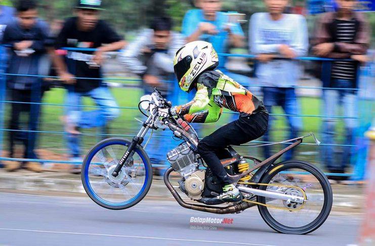Salatiga Drag Bike Open Championship Seri 1, Minggu 25 Februari 2018