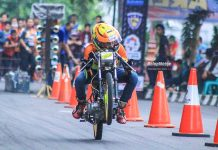 Best Moment Drag Bike Jakabaring, Palembang 17 Februari 2018