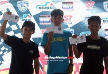 Tampil di Kandang, Hendra Kecil Sabet Juara Umum BSMC Dragbike Magelang