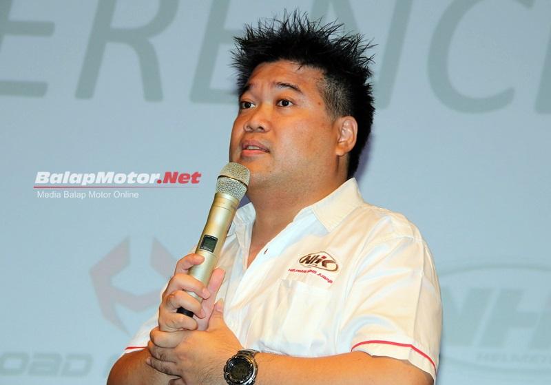 Selain Dipakai Karel Abraham di MotoGP, NHK Terminator GP-R Tech Akan Segera Dipakai Pembalap Indonesia