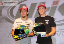 Video Helm NHK Terminator GP-R Tech Resmi Dipakai Karel Abraham & Jules Danilo