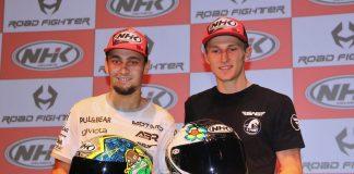 Perkuat Brand Image, Helm NHK Dipakai Pembalap MotoGP