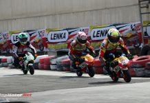 Sukses, LENKA Cup Race Seri 1 Tahun Ini di Serbu Peserta Dari Penjuru Indonesia