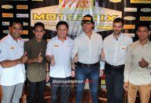 Astra Otoparts Secara Resmi Umumkan Pirelli Sebagai Ban Kejurnas Motorprix 2018