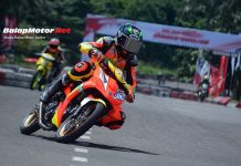 Hasil QTT Seri 1 Road Race Trijaya Sumber Production 2018