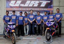 Tim Usaha Jaya Racing Team Aceh Siap Tempur di Motorprix Sumatera 2018