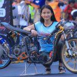 Wiwi Mungil Senang Bisa Hibur Masyarakat Palembang