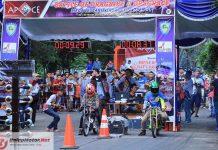 The Batle Of Dragbike Palembang Berlangsung Seru dan Meriah, Dwi Batank Juara Umum!