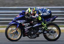 Wahyu Aji Juarai Race 2 UB150 ARRC Thailand 2018